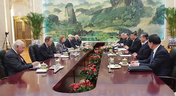 Elders-in-China