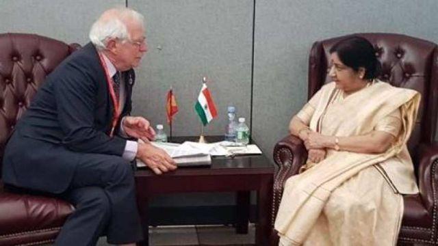 Sushma-Swaraj-and-her-Spanish-counterpart-Josep-Borrell.jpg