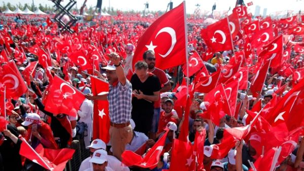 Thousands-attend-anti-coup-rally-in-Turkey